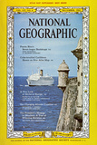 Cover of the December  1962 National Geographic Magazine