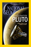 Cover of the July  2015 National Geographic Magazine