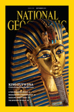 Cover of the September  2010 National Geographic Magazine