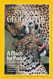Cover of the July  1976 National Geographic Magazine