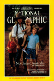 Cover of the January  1991 National Geographic Magazine