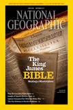 Cover of the December  2011 National Geographic Magazine