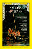 Cover of the June  1972 National Geographic Magazine