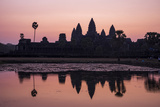 Sunrise at Angkor Wat  Siem Reap  Cambodia