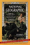 Cover of the December  1965 National Geographic Magazine