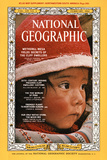 Cover of the February  1964 National Geographic Magazine