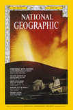 Cover of the July  1973 National Geographic Magazine