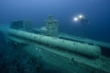 Exploring a World War Ii Shipwreck in the Ionian Sea