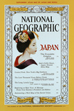 Cover of the December  1960 National Geographic Magazine