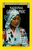Cover of the June  1976 National Geographic Magazine