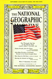 Cover of the July  1959 National Geographic Magazine