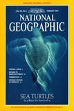 Cover of the February  1994 National Geographic Magazine