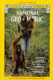 Cover of the October  1975 National Geographic Magazine