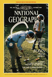 Cover of the October  1984 National Geographic Magazine