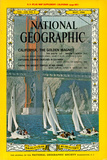 Cover of the May  1966 National Geographic Magazine