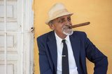 A Cuban with a Cigar