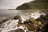 The Beach at Prisoners Harbor on the North Side of Santa Cruz Island  Channel Islands National Park