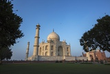 The Taj Mahal and Guesthouse