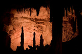 Rock Formations Inside Lehman Caves in Great Basin National Park