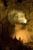 Entrance of a Small Room in Carlsbad Caverns National Park