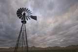 A Windmill in the Oglala National Grassland