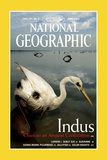 Cover of the June  2000 National Geographic Magazine