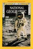 Cover of the December  1969 National Geographic Magazine