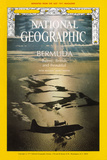 Alternate Cover of the July  1971 National Geographic Magazine