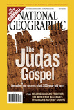 Cover of the May  2006 National Geographic Magazine