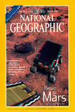 Cover of the August  1998 National Geographic Magazine