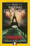 Cover of the July  1989 National Geographic Magazine
