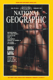 Cover of the February  1991 National Geographic Magazine