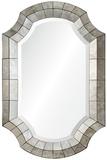 Brocade Mirror