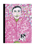 The New Yorker Cover - March 21  2016