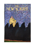 The New Yorker Cover - November 11  1972
