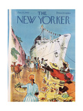 The New Yorker Cover - January 14  1961