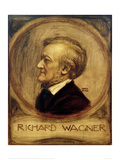 Richard Wagner  Composer  1902