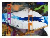 San Francisco Bridge Abstract I