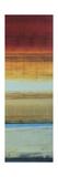 Color Line 1 Reproduction d'art par Randy Hibberd