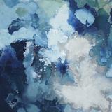 Blu Flo Giclée premium par Randy Hibberd