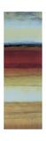 Color Line 3 Reproduction d'art par Randy Hibberd