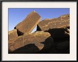 Petroglyphs Near Little Colorado River  Arizona