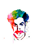 Borat Watercolor