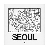 White Map of Seoul