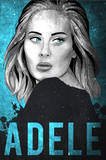 Adele Illustration