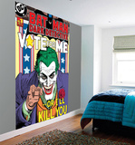 Batman Joker Wall Mural