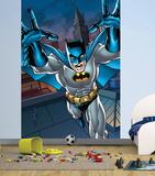 Batman Wall Mural