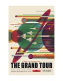 Le grand tour Reproduction d'art par Vintage Reproduction