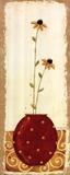 Polka Dot Flower Pot IV