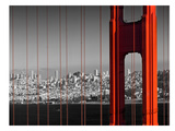 Golden Gate Bridge Panoramic View